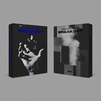 P1HARMONY - DISHARMONY: BREAK OUT (2ND MINI ALBUM)