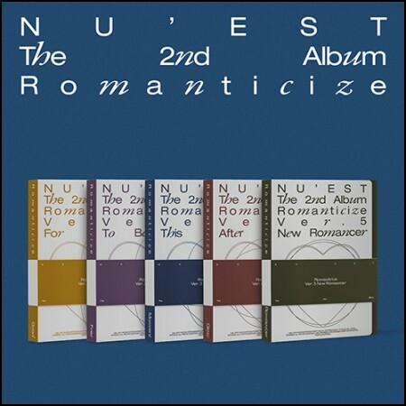 [NIMMAROITU] NU'EST - ROMANTICIZE (THE 2ND ALBUM)