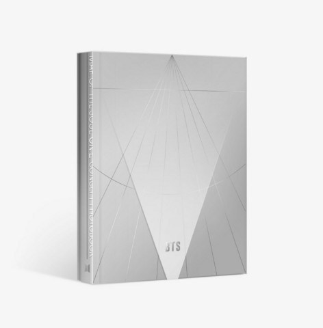 BTS - MAP OF THE SOUL ON:E CONCEPT PHOTOBOOK CLUE VER.