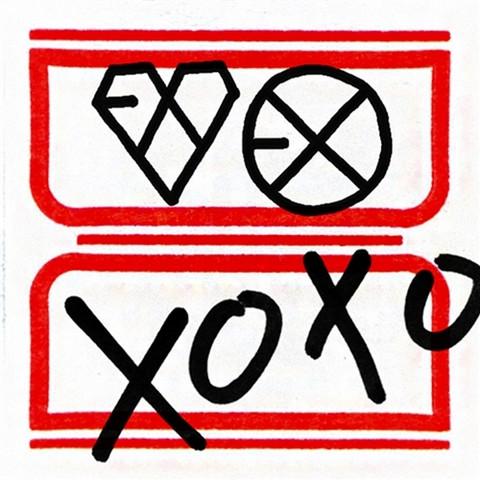 EXO - XOXO (1ST ALBUM REPACKAGE) KISS VER | KOREAN VER.
