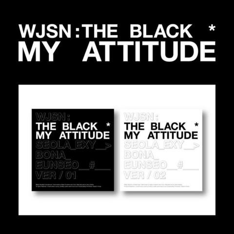 WJSN: THE BLACK - MY ATTITUDE (1ST SINGLE ALBUM)