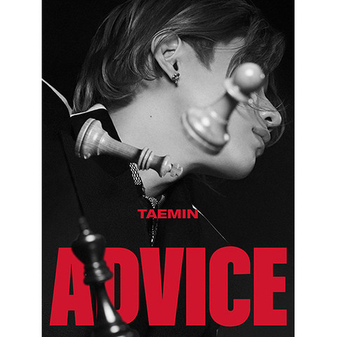 TAEMIN - ADVICE (3RD MINI ALBUM)