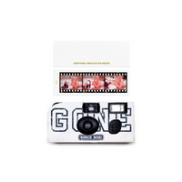 BLACKPINK – [-R-] – ROSE DISPOSABLE CAMERA + FILM PHOTO SET
