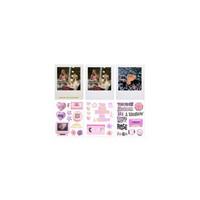 BLACKPINK – [-R-] – ROSE PHOTO CARDS + STICKER SET
