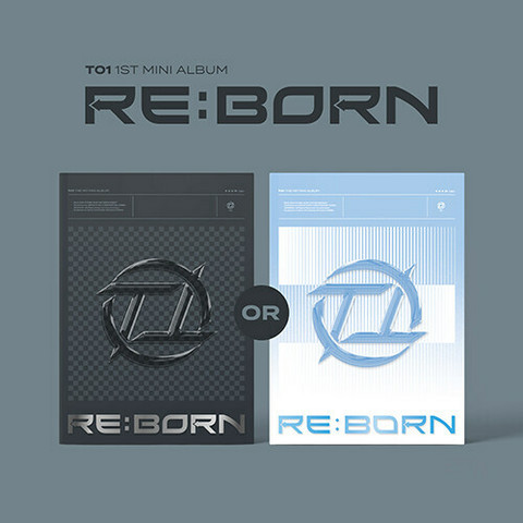 TO1 - RE:BORN (1ST MINI ALBUM)