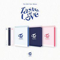 TWICE - TASTE OF LOVE (10TH MINI ALBUM)