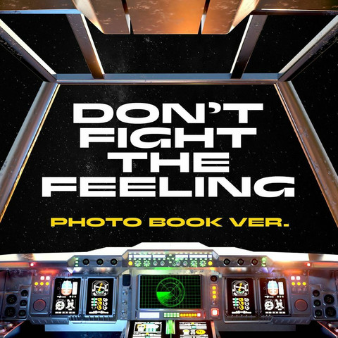 EXO - DON'T FIGHT THE FEELING (SPECIAL ALBUM) PHOTO BOOK VER. 2