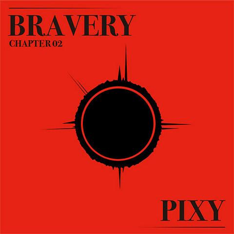 PIXY - CHAPTER 02. FAIRY FOREST `BRAVERY` (1ST MINI ALBUM)