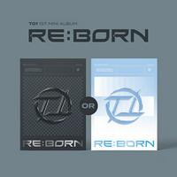 [NIMMAROITU] TO1 - RE:BORN (1ST MINI ALBUM) SATUNNAINEN VERSIO