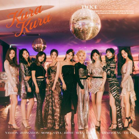 TWICE - KURA KURA (REGULAR EDITION / FIRST PRESS)