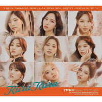 TWICE - KURA KURA (LIMITED EDITION / TYPE B)