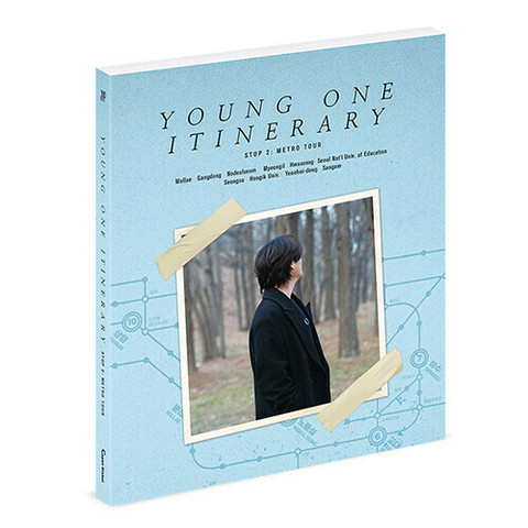 DAY6: YOUNG K - YOUNG ONE ITINERARY - STOP2: METRO TOUR