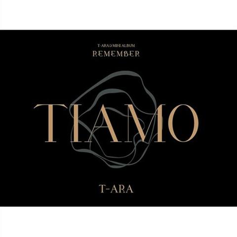 T-ARA - REMEMBER (12TH MINI ALBUM)