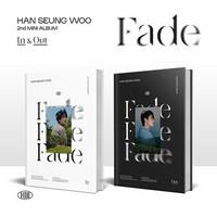 HAN SEUNG WOO - FADE (2ND MINI ALBUM)