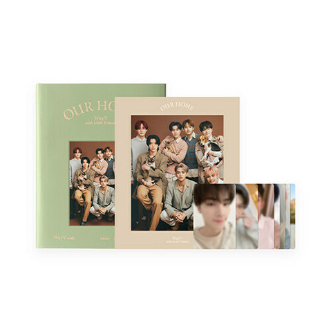 WAYV - OUR HOME: WAYV WITH LITTLE FRIENDS (PHOTOBOOK)