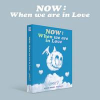 [NIMMAROITU] GHOST9 - NOW: WHEN WE ARE IN LOVE (4TH MINI ALBUM)