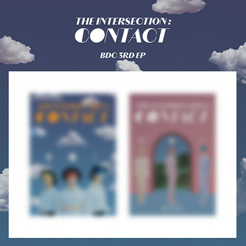 BDC - THE INTERSECTION: CONTACT (3RD EP) PHOTO BOOK VER.