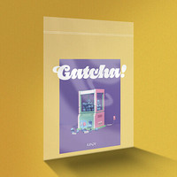 LUCY - GATCHA! (4TH SINGLE ALBUM)