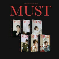2PM - MUST (7TH ALBUM) LIMITED VER.