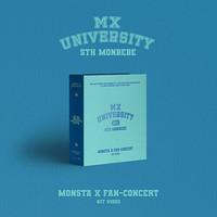 MONSTA X - 2021 FAN-CONCERT MX UNIVERSITY (KIT VIDEO)