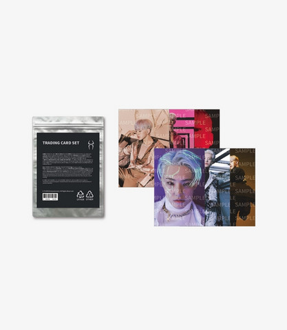 SEVENTEEN - HOSHI MIXTAPE - TRADING CARD