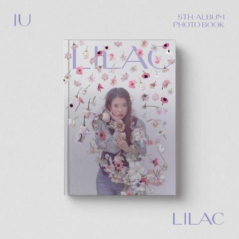 IU - LILAC PHOTO BOOK