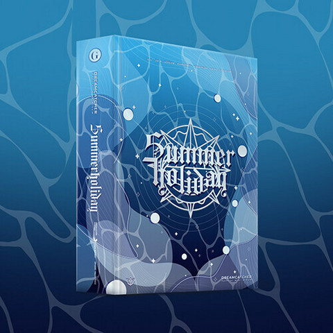 DREAMCATCHER - SUMMER HOLIDAY (SPECIAL MINI ALBUM) G VER. LIMITED EDITION