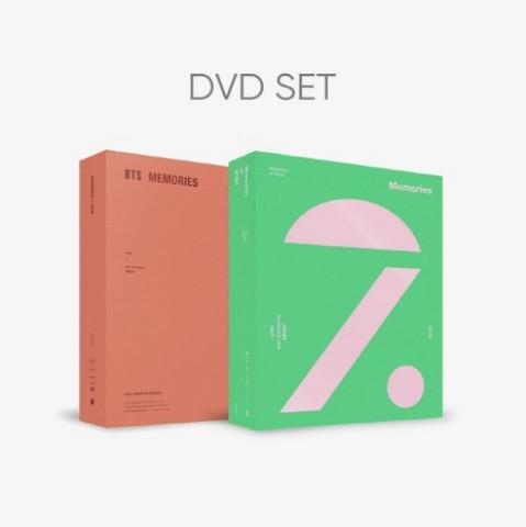 BTS - MEMORIES OF 2019-2020 (DVD) SET