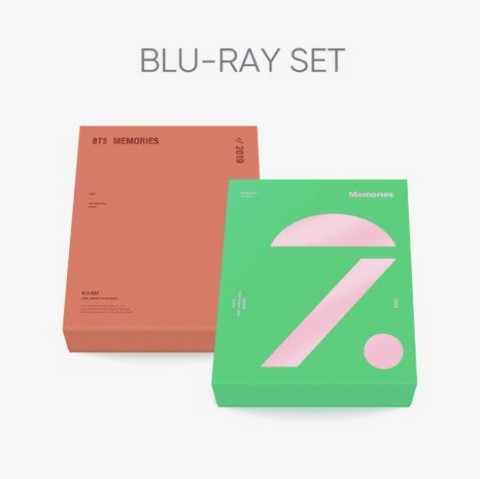 BTS - MEMORIES OF 2019-2020 (BLU-RAY) SET
