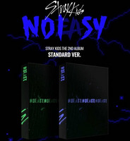STRAY KIDS - NOEASY (2ND ALBUM) STANDARD VER.