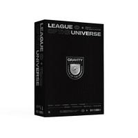 CRAVITY - LEAGUE OF THE UNIVERSE (PHOTOBOOK & DVD)