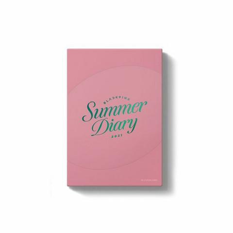 BLACKPINK - 2021 SUMMER DIARY (DVD)