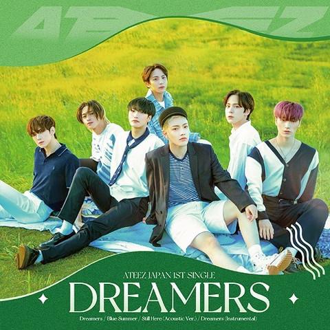 ATEEZ - DREAMERS (REGULAR EDITION)