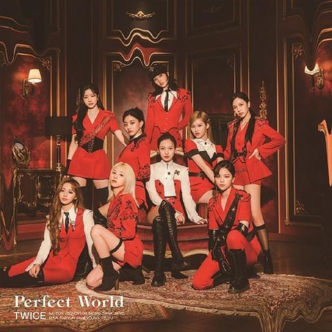TWICE - PERFECT WORLD (REGULAR EDITION)