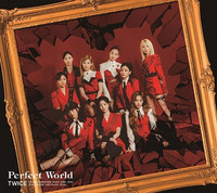 TWICE - PERFECT WORLD (LIMITED EDITION / TYPE B)