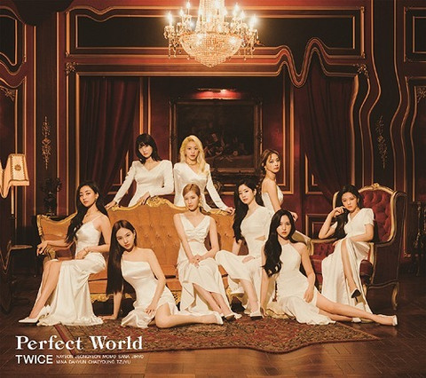 TWICE - PERFECT WORLD (W/DVD, LIMITED EDITION / TYPE A)