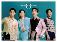 SHINEE - SUPERSTAR (MOVIE EDITION / LIMITED EDITION / TYPE B)