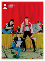 SHINEE - SUPERSTAR (PHOTO EDITION / LIMITED EDITION / TYPE A)
