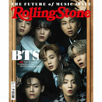 ROLLING STONE - ISSUE #2 - KOREAN / ENGLISH SPECIAL EDITION