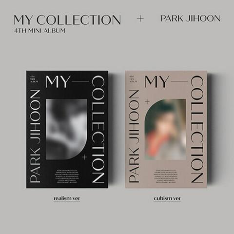 PARK JIHOON - MY COLLECTION (4TH MINI ALBUM)
