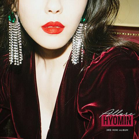 HYOMIN - ALLURE (3RD MINI ALBUM)