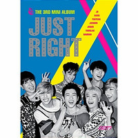 GOT7 - JUST RIGHT (3RD MINI ALBUM)