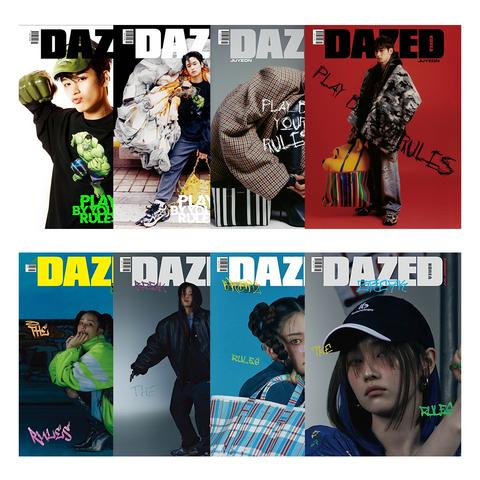 DAZED & CONFUSED - 08/2021