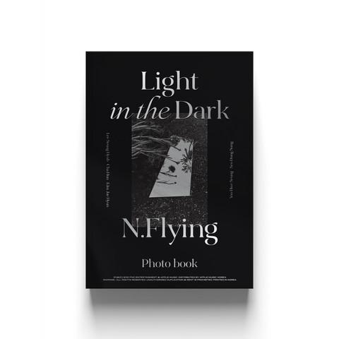 N.FLYING - LIGHT IN THE DARK (1ST PHOTO BOOK)