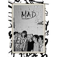 GOT7 - MAD (4TH MINI ALBUM) VERTICAL VER.
