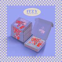 ITZY - CRAZY IN LOVE (THE 1ST ALBUM)