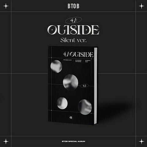 BTOB 4U - 4U : OUTSIDE (SPECIAL ALBUM) SILENT VER.