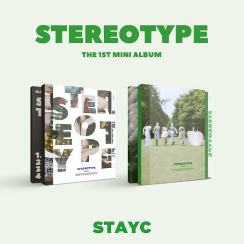 STAYC - STEREOTYPE (1ST MINI ALBUM)