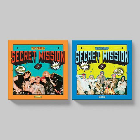 MCND - THE EARTH: SECRET MISSION CHAPTER.1 (3RD MINI ALBUM)