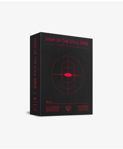 BTS - MAP OF THE SOUL ON:E (BLU-RAY)